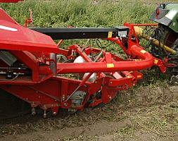 DIABLO ROLLERS, DISC COULTERS, HAULM FEED-IN ROLLER, SELF-CENTRE STEERING