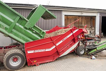 Receiving hopper 20-24-RH 28