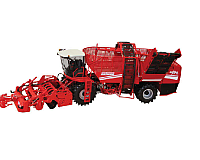 Toy beet harvester Grimme Rexor 620 1:32