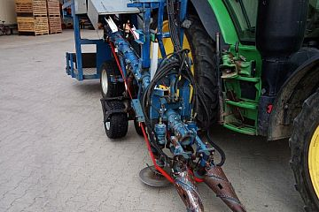 ASA LIFT Chives harvester