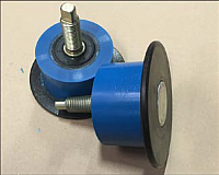 ROLLER WITH GUIDING FLANGE 90-51-M20 7005-0175-1320