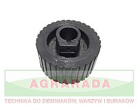 RUBBER DRIVE ROLLER 132-65-35 076.00655