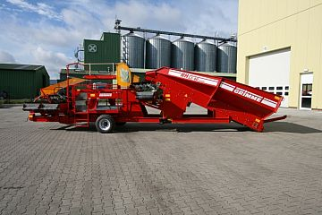 Receiving Hopper RH 12 Combi